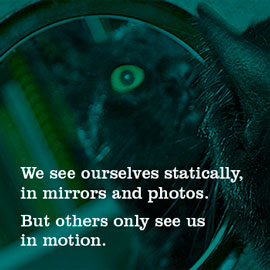 Other only see us in motion