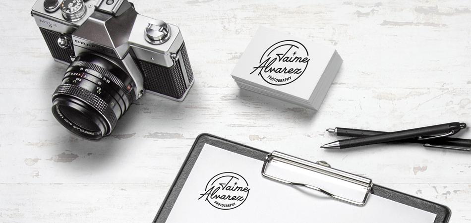 Jaime Alvarez Photography Branding