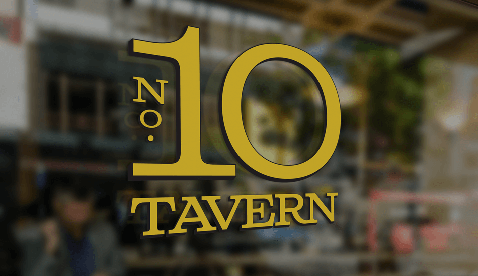 No. 10 Tavern Window