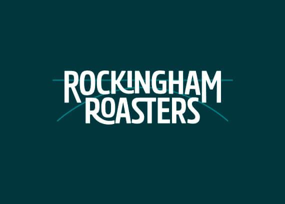 Rockingham Roasters arch