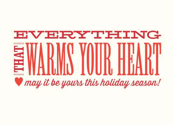 SU Holiday Greeting inside message