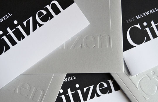 The Maxwell Citizen commemorative booklets