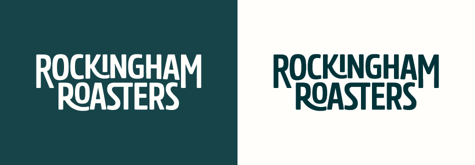 Rockingham Roasters wordmark
