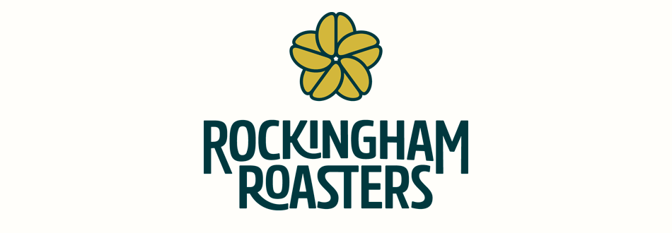 Rockingham Roasters color logo