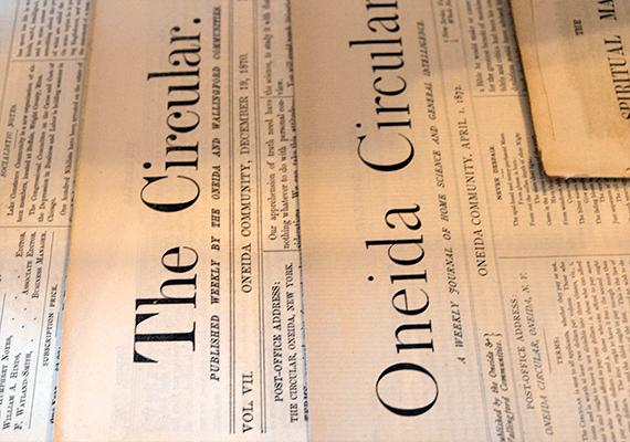 The Oneida Circular