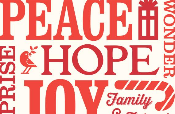 Syracuse University Holiday Greeting
