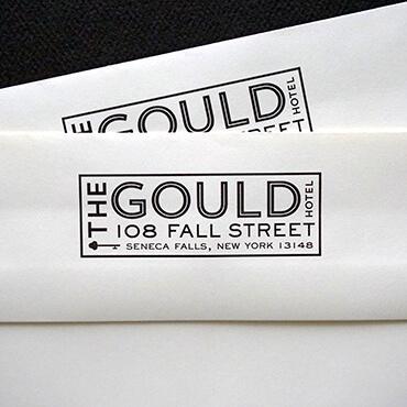 The Gould Hotel envelopes